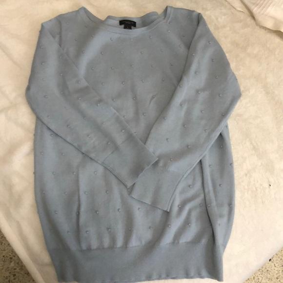 Ann Taylor light blue sweater S